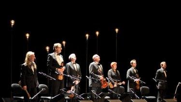 The Ukulele Orchestra of Great Britain.