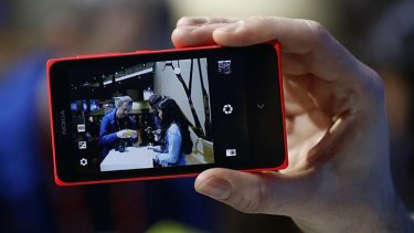 The Nokia X smartphone runs on a modified version of Google's Android and focuses on emerging markets.