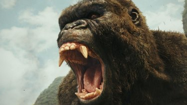 The latest incarnation of King Kong.