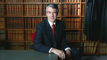 Revoked for now: Attorney-General Mark Dreyfus.