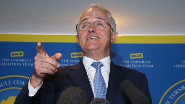 Malcolm Turnbull has said the proposed plebiscite would not bind his MPs.