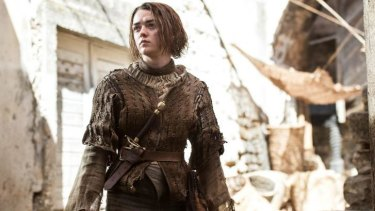 No more Needle? That can't be right Arya!