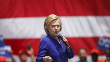 Hillary Clinton wants to get to the bottom of Roswell, UFOs and Area 51.