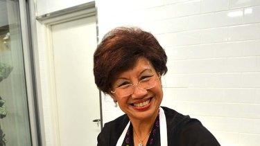 Malaysian chef Florence Tan.