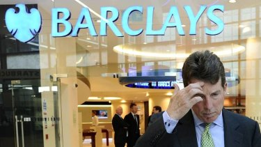 Barclays bank CEO Bob Diamond has quit with immediate effect following a market-rigging scandal.