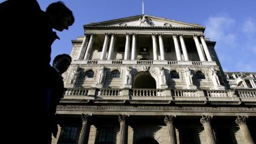 Had the deal with the Bank of England (above) gone ahead, it could have become Securency's most prestigious contract.