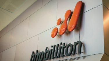 BHP Billiton shares look like a value trap.
