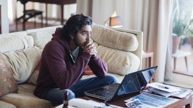 Dev Patel is nominated for best supporting actor for <i>Lion</i>.