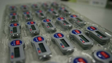 "RSA SecurID tokens. <i>Photo: <a href=""http://www.flickr.com/photos/br1dotcom/3116392385/"">Flickr/Bruno Cordioli</a> </i>"