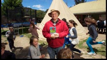 New book: John Marsden at Candlebark School.