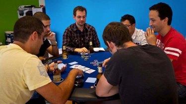The Australian tech startup staple ... poker nights.