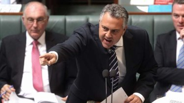 Treasurer Joe Hockey says government will shut down if the debt ceiling is breached.