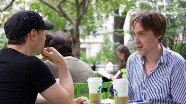 Dan Parilis - New York, a filmaker, actor and voice coach.