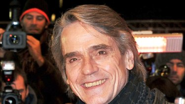 """Legislation has """"gone too far"""" ... Jeremy Irons derides sexual harassment laws."""