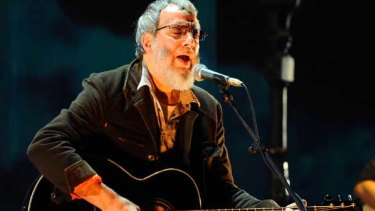 Yusuf Islam, formerly known as Cat Stevens.
