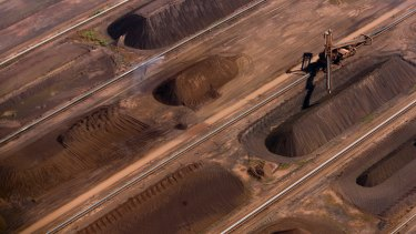 Macquarie's iron ore outlook is for the metal to drop to $US52 in the second and third quarters of this year, followed by a further drop to $US48 in the fourth quarter.