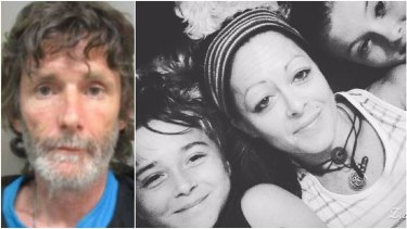 David Heidemann, left, was swept away in floodwaters, while Jane Towers, right, was killed in a car crash at Berry.