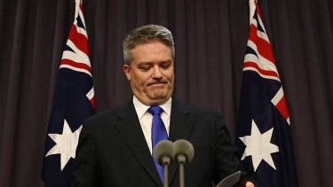 "Said the agencies facing the axe are considered by the Coalition to be ""window dressing"": Finance Minister Mathias Cormann."