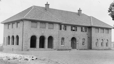 Uniting Care's beginnings: Burnside Orphanage Home in 1925.
