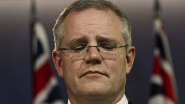 """We are a sovereign body and we will protect our borders."": Scott Morrison."
