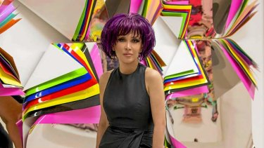 """Pearl Lam: """"The Western perception of Chinese art wasn't the real Chinese art."""""""