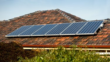 The cost reductions of new energy technologies have been much faster than anticipated, particularly for solar cells.