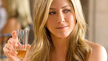 Modern Female Dating Anxiety ... as portrayed by Jennifer Aniston in the film, He's Just Not That Into You.