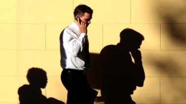 Call for calm ... the latest email scam falsely claims mobile phone numbers are set to be released to telemarketers.