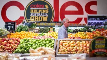 "Coles ... the competition watchdog, the ACCC, alleges that the supermarket giant ""used undue pressure and unfair tactics in negotiating with suppliers""."