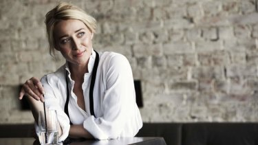 Clout: Asher Keddie is smart and bankable.