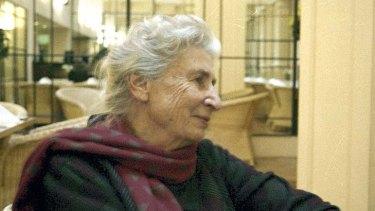 Rosemary Dobson in 2001.