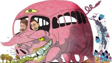 Illustration: Matt Davidson.