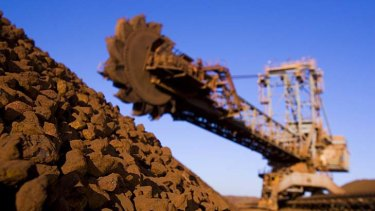 Exploration for coal is up 12 per cent to a new record high of $227 million.