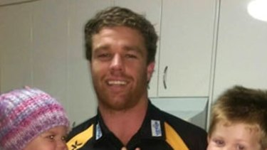 James Ackerman, 25, has died after a tackle went wrong on Saturday.