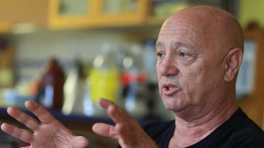Interested … Angry Anderson wants to run for the Nationals in Gilmore.