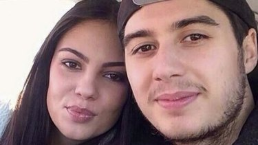 Bryce Fredriksz and his girlfriend Daisy Oehlers, who were killed when Malaysia Airlines flight MH17 was shot down over Ukraine.