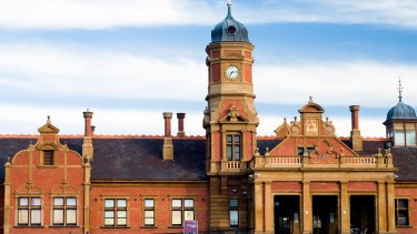 Historic Maryborough is the biggest town in the Central Goldfields Shire Council.