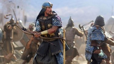 Exodus of countries showing Christian Bale's new movie <i>Exodus: God and Kings</i>.