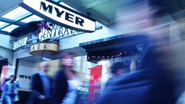 Myer has a long list of bargains for the start of the summer sales.