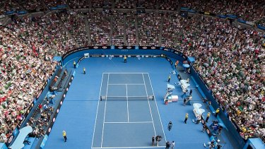 Hisense Arena was packed on Super Saturday.