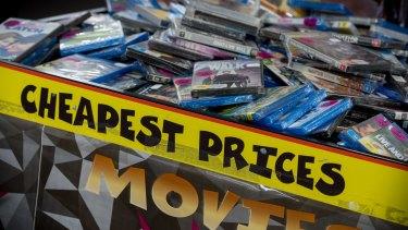 Amazon was 15 per cent cheaper than JB Hi-Fi and Harvey Norman, CITI said.