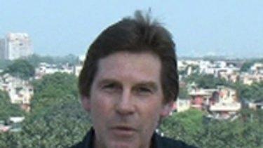 Familiar face ... Veteran journalist Paul Lockyer.