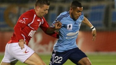 Ali Abbas from Sydney FC will return to international football.