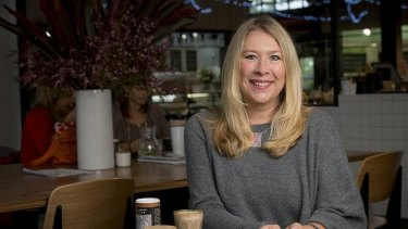 Katy Barfield, founder of Yume.
