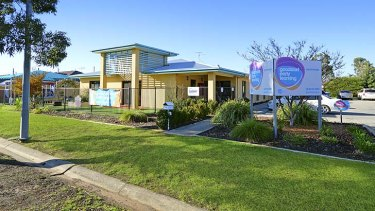 In demand: There has been strong development of new childcare centres.
