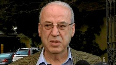 Obeid holds the fort in Sydney.