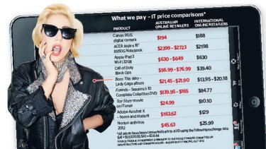 """""""Some of the big names in IT have taken local consumers for a ride for years"""" ... Labor MP Ed Husic."""