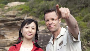 Rare chance ... <i>33 Postcards</i>, starring Zhu Lin and Guy Pearce, has automatic access to the massive Chinese market.