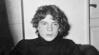 Tormented ... a teenaged John Paul Getty III in 1973.