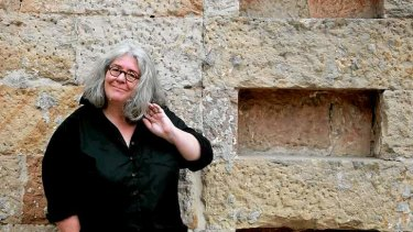 The show goes on: Biennale artistic director Juliana Engberg.